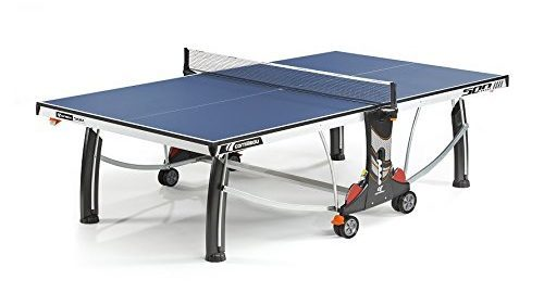 Cornilleau 500 Indoor Blue Table Tennis Table