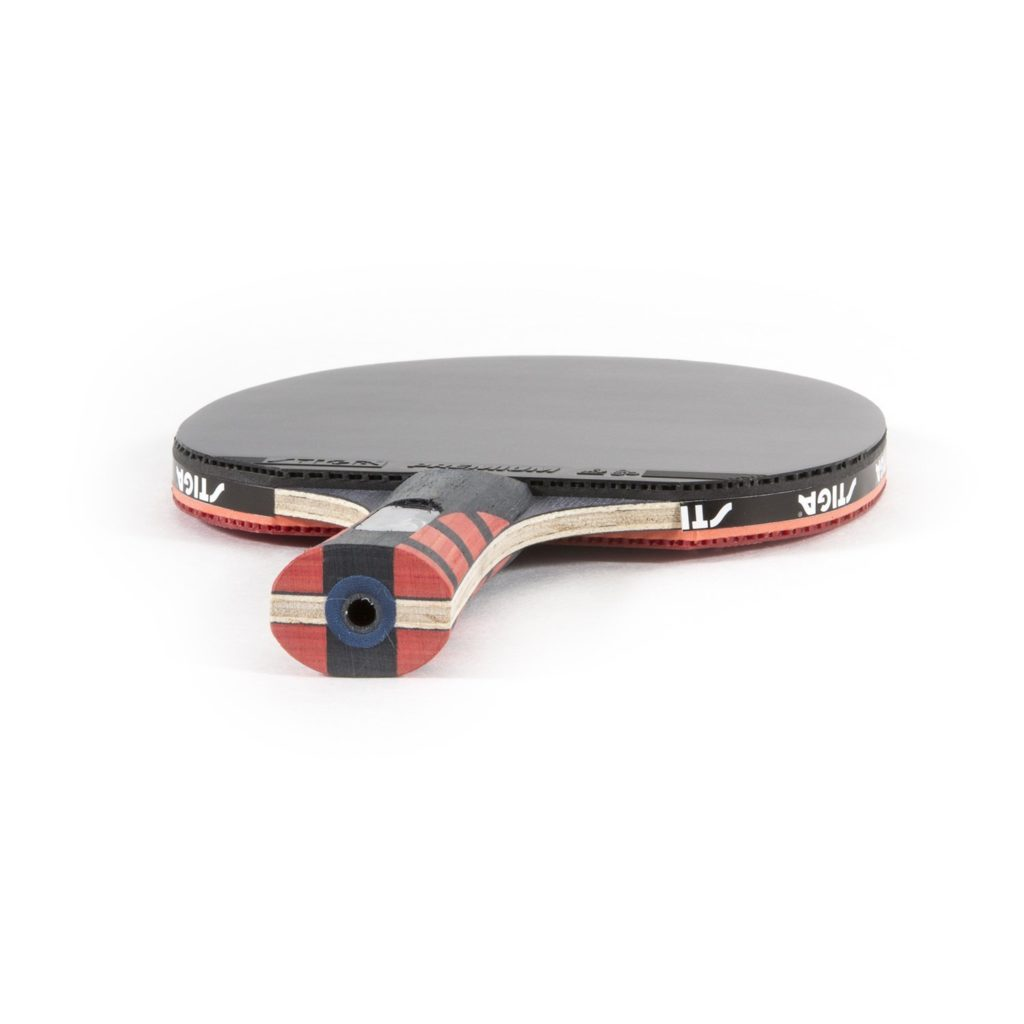 stiga evolution ping pong racket