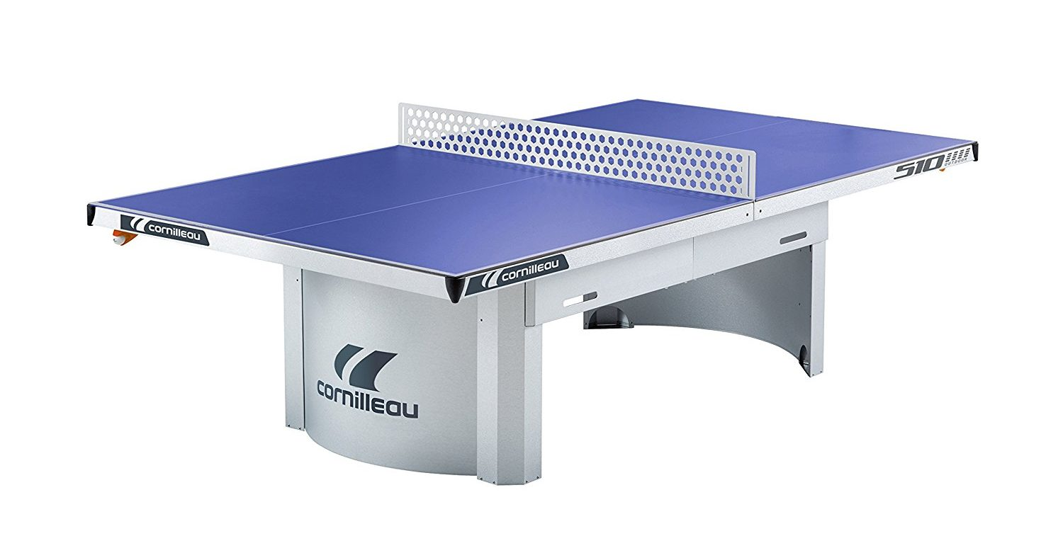 11 best ping pong table reviews great indoor outdoor - Cornilleau outdoor table tennis cover ...