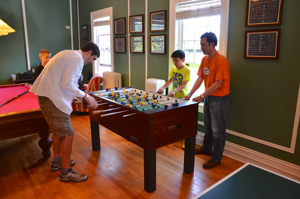10 Reasons Why Foosball is Awesome