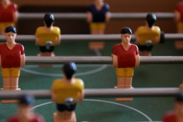 11 Foosball Tips & Techniques to Improve Your Game