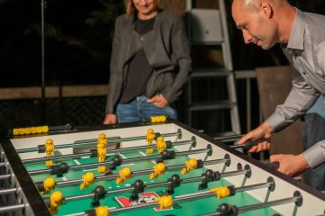 12 Types of Foosball Shots (& When to Use Them)