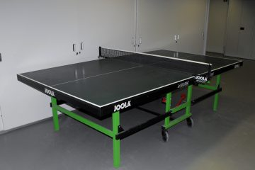 How Much Room is Needed for a Ping Pong Table