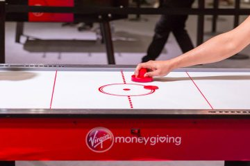 How to Play Air Hockey A Beginner's Guide