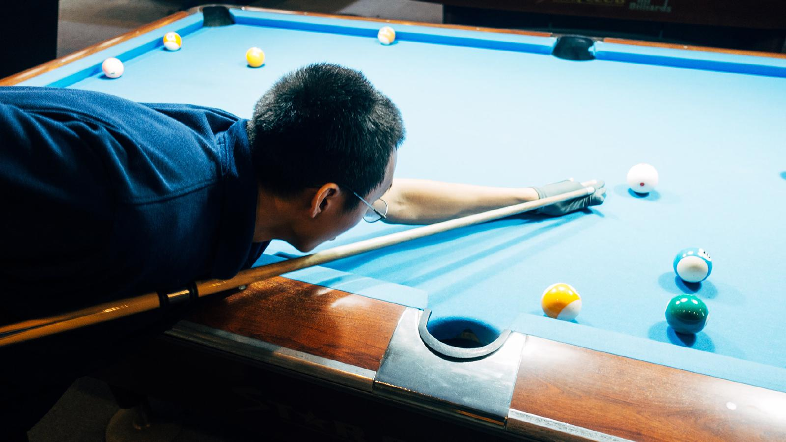 How to Play Cutthroat Billiards