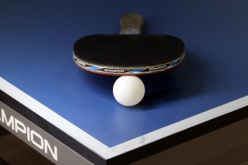 How to Play Ping Pong Really Well in Just 10 Days