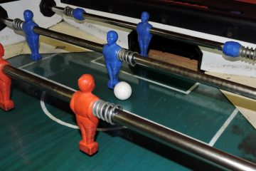 OFFICIAL FOOSBALL RULES How to Play Foosball, Foosball Rules, Foosball Tips
