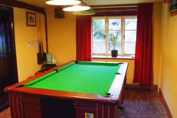 Picking the Right Size Pool Table for Your Room