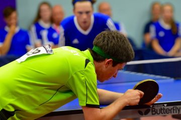 Ping Pong Serve Rules Demystified