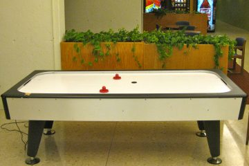 What is an Air Hockey Table & How Does it Work